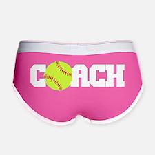 Softball Coach Women's Boy Brief