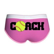 Softball Coach Women's Boy Brief