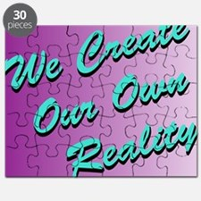 We Create Our Own Reality J1 Puzzle