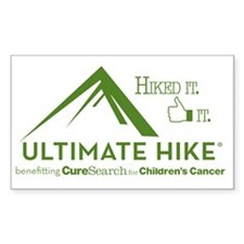 Hiked It. Liked It. Decal