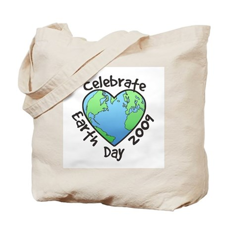 Celebrate Earth Day 09 Tote Bag