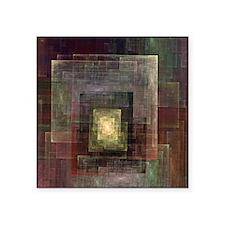 """Dimensions square Square Sticker 3"""" x 3"""""""