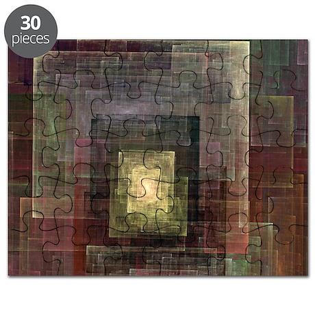 Dimensions square Puzzle