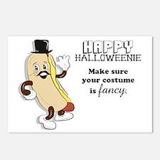 Halloweenie Postcards (Package of 8)