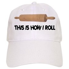 How I Roll Baking Cap