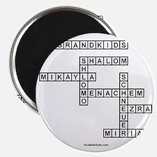 SOUTLAW SCRABBLE-STYLE Magnet