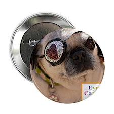 "Eye Candy Mascot 2.25"" Button"