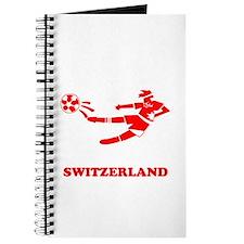 Swiss Soccer Player Journal
