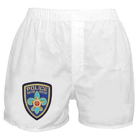 Baton Rouge Police Boxer Shorts