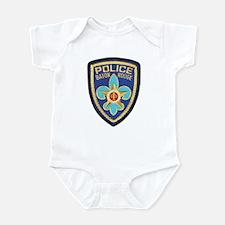 Baton Rouge Police Infant Bodysuit