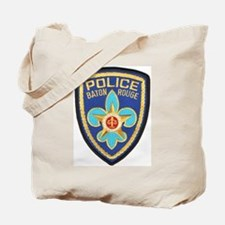 Baton Rouge Police Tote Bag