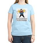 Firearms [Dark Complexion] Women's Light T-Shirt