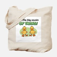 Big cousin of twins - Ducks Tote Bag
