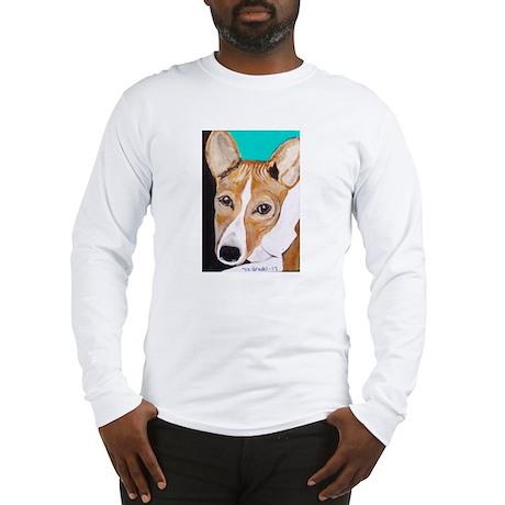 Basenji Long Sleeve T-Shirt