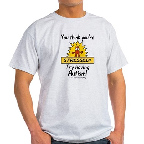 Autism Stress Light T-Shirt