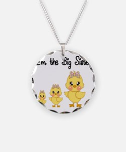 Im the big sister Necklace