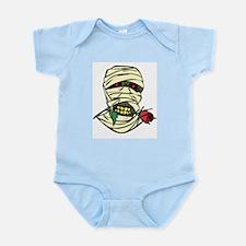 Mummy with Rose Infant Bodysuit