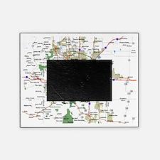 Denver Map Picture Frame