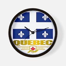 Quebec Pride Wall Clock