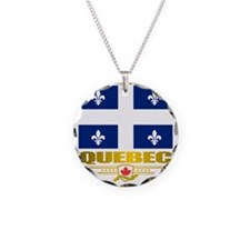 Quebec Pride Necklace