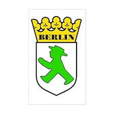 Ampelmann Berlin Crest Decal