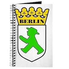 Ampelmann Berlin Crest Journal