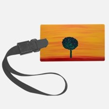 Be Still and Know Luggage Tag