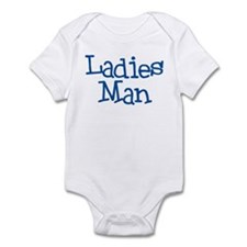 Ladies Man Onesie