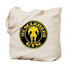 MUSCLEHEDZ GYM Tote Bag