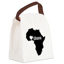 ghanacountry Canvas Lunch Bag