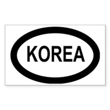 koreaoval Decal