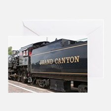Grand Canyon Railway, Williams, Ariz Greeting Card
