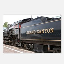 Grand Canyon Railway, Wil Postcards (Package of 8)
