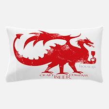 Dragon - Craft Beer Compass Pillow Case