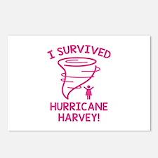 Hurricane Harvey Survivor Postcards (Package of 8)