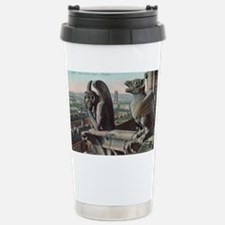 Gargoyles of Notre Dame Travel Mug