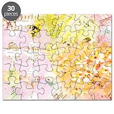 Chopin Florals Janelle Nichol Puzzle