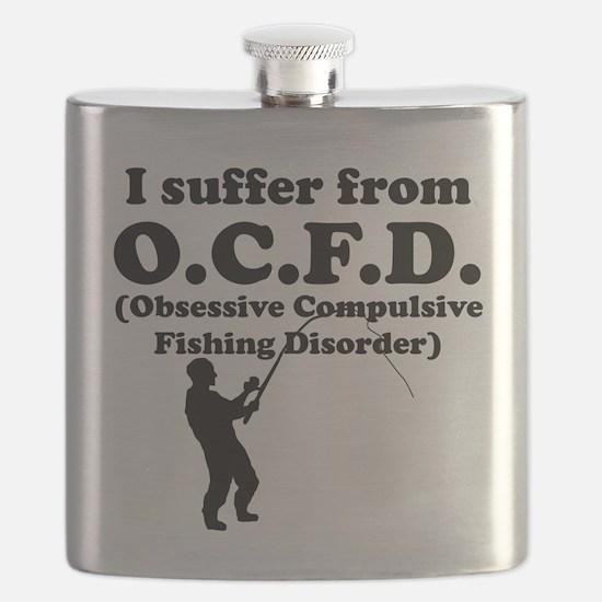 Obsessive Compulsive Fishing Disorder Flask