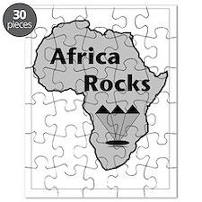 Africa Rocks Puzzle