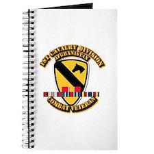Army - 1st Cav Div w Afghan Svc Journal