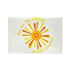You Are My Sunshine Magnets