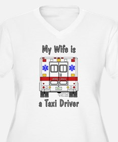 Taxi Driver Wife T-Shirt