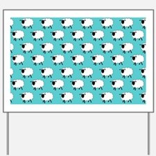 Sheep Yard Sign