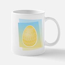 YELLOW EASTER EGG Mug