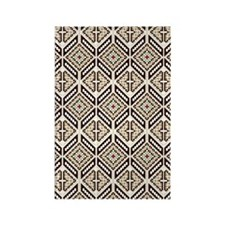 Ethnic Pattern Rectangle Magnet