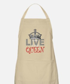Long Live the QUEEN Apron