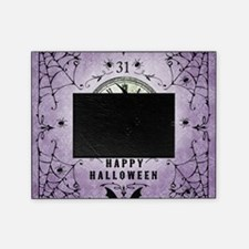 Modern Vintage Halloween Witching Ho Picture Frame