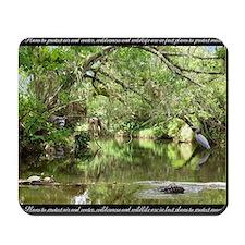 Turkey Creek Wildlife Mousepad