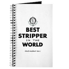 The Best in the World Stripper Journal