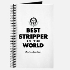 The Best in the World Stripper Journal